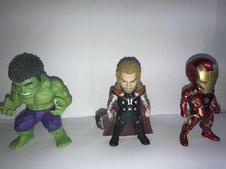 🚚 Marvel avengers collection figurine without stand