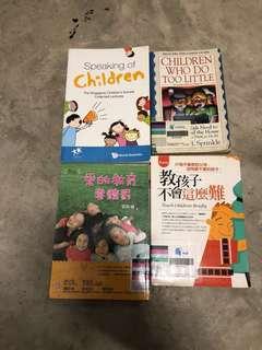 Box : Chinese Teaching educate children books in English & Chinese