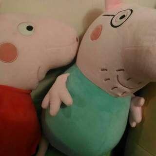 🚚 粉紅豬小妹+豬爸爸