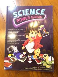 🚚 Science guidebook P5 and P6
