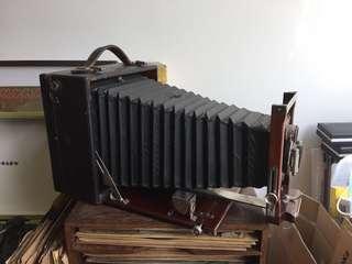 c1900 Korona IV field camera studio range 7x5