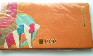 Uob Red envelope