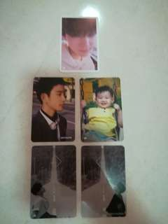 JJ PROJECT VERSE 2 OFFICIAL PHOTOCARD