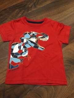 Oshkosh Red Tshirt