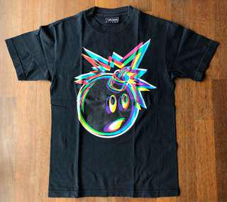 The Hundreds Adam Bomb Multicolor Logo T-Shirt