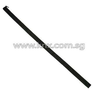 In Stock – OTS 0037B – Black Nylon Bo Staff Bag
