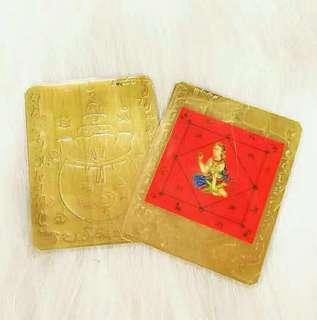 🚚 Lp Somchai Handwritten Wealth & Luck Bag
