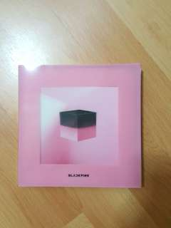 Blackpink:Square Up (Pink ver.)