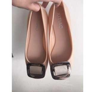 防水淑女鞋
