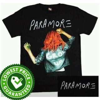 PARAMORE Rock band shirt
