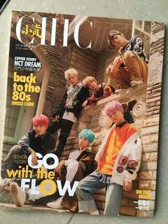 Nct dream chic teen magazine [ready stock]