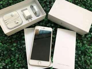 Iphone 6 plus 16gb conplete gold