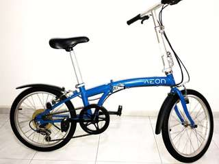 AEON Foldable Bicycle (DLT, DAHON LICENSED TECHNOLOGY)