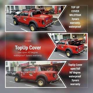 top up corver