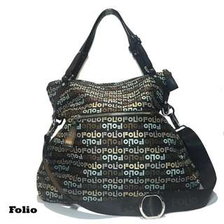 Folio Crossbody Bag