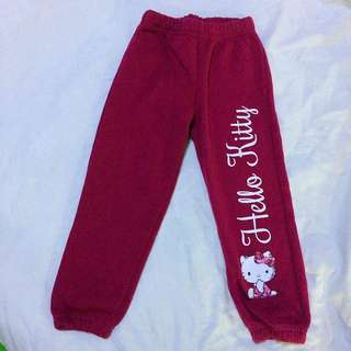 Original Hello Kitty long pants