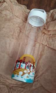 Limited Edition Starbucks You Are Here Manila Collection - Good as new glass tumbler