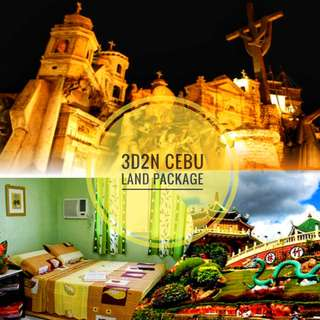 3d2n CEBU LAND PACKAGE