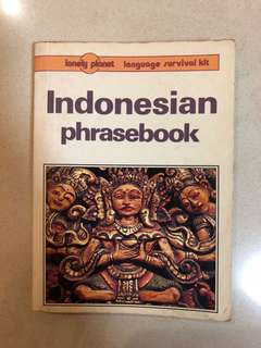 Indonesian Pocket Phrasebook