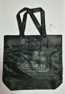 Coach tote bag nylon