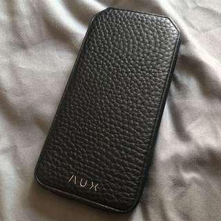 Auxiliary iPhone 6/7 Leather Case