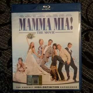 Mamma Mia The Movie [Blu-ray] [Region Free]