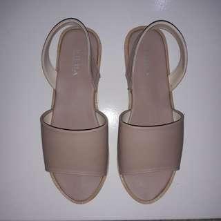 Sandal Wanita Ankle mocca