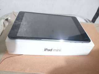 Apple IPad Mini 1 Wi-Fi 16GB SPACE GRAY (nego)