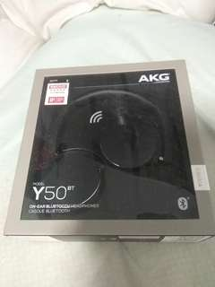 AKG by Harman Bluetooth headphones