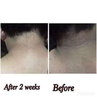 Liquid Body Lufra revitalizes skin