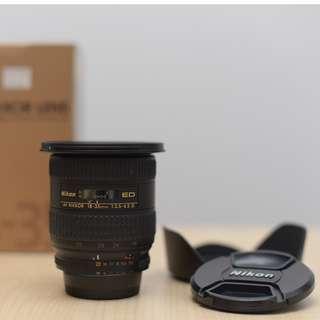 Nikon 18-35mm f/3.5-4.5G ED AF-S NIKKOR Lens