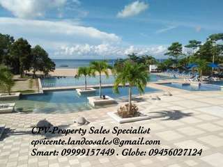 Playa Laiya Residential Beachfront Lot for Sale