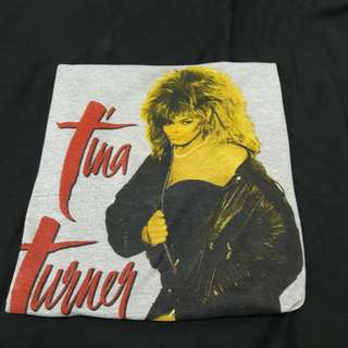 Tina turner world tour 87
