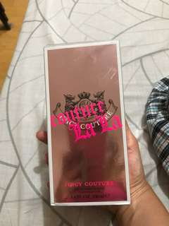 Authentic Juicy Couture Lala perfume