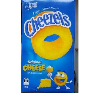 Cheezels 芝士圈 125g 澳洲