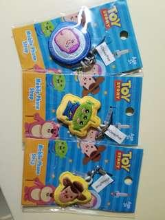 Toy story電話防塵塞