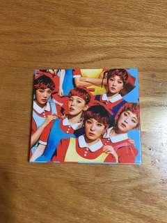 🚚 Red Velvet Dumb Dumb空專