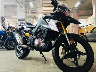 BMW GS 310 (NEW)