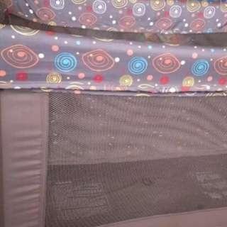 Playpen baby cot