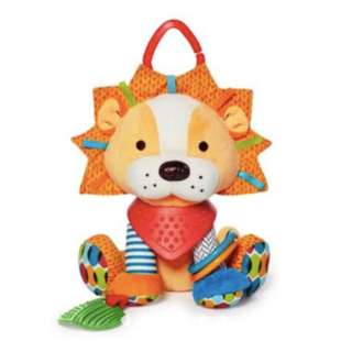 $6 BN SKK newborn infant Baby On-the-Go Soft Toy Animal Friends Multi-functional * Toy Stroller * soft toy * animal toy with teether