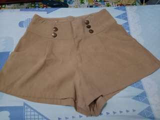 sexy short (brown)