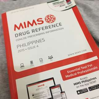 MIMS DRUG REFERENCE