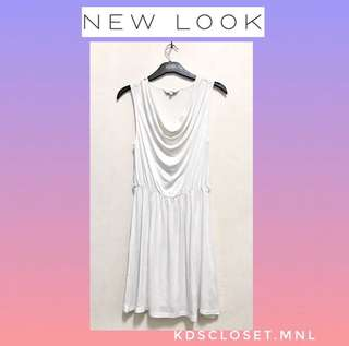 New Look White Dress