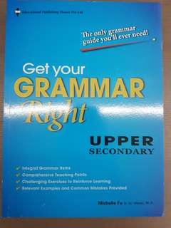 English Grammar Textbook