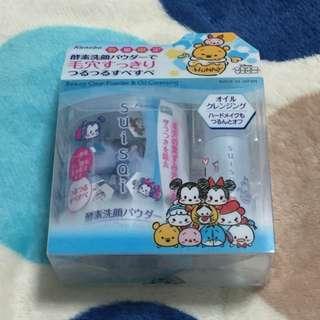Kanebo Suisai X Disney Tsum Tsum Cleansing Powder