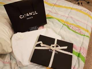 Chanel o case chanel clutch bag..