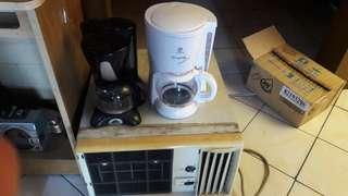 Coffee maker 500 each