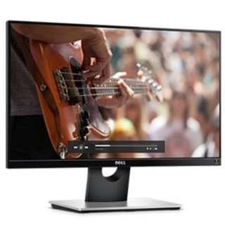 "DELL S2316H 23"" 1080P IPS LED LCD Monitor - HDMI, Stereo Speakers, Ultra-Thin Bezel,"