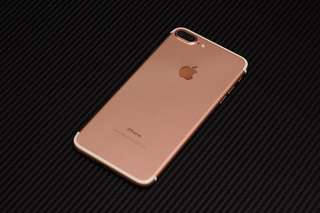 Iphone7plus 128gb玫瑰金
