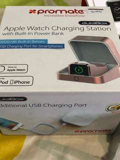 Aurabox Apple Watch Charging Station